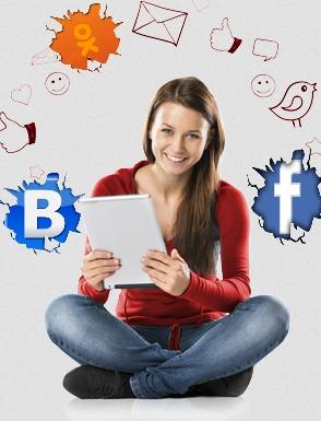Простой заработок в социальных сетях